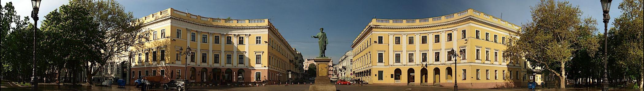Odessa Primorskiy bulvar