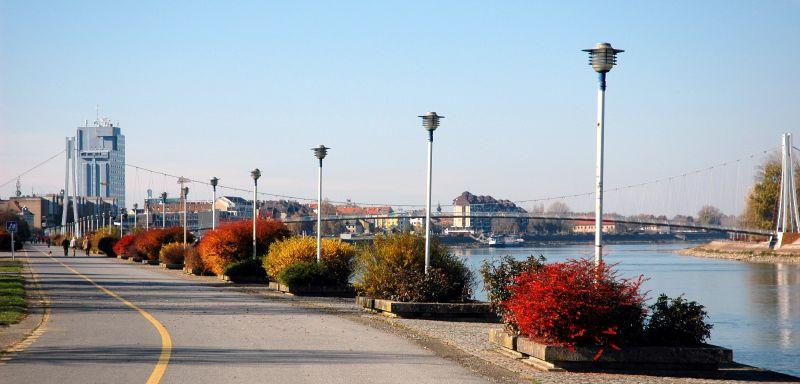 Lijepi gradovi: Osijek Osjecka_promenada