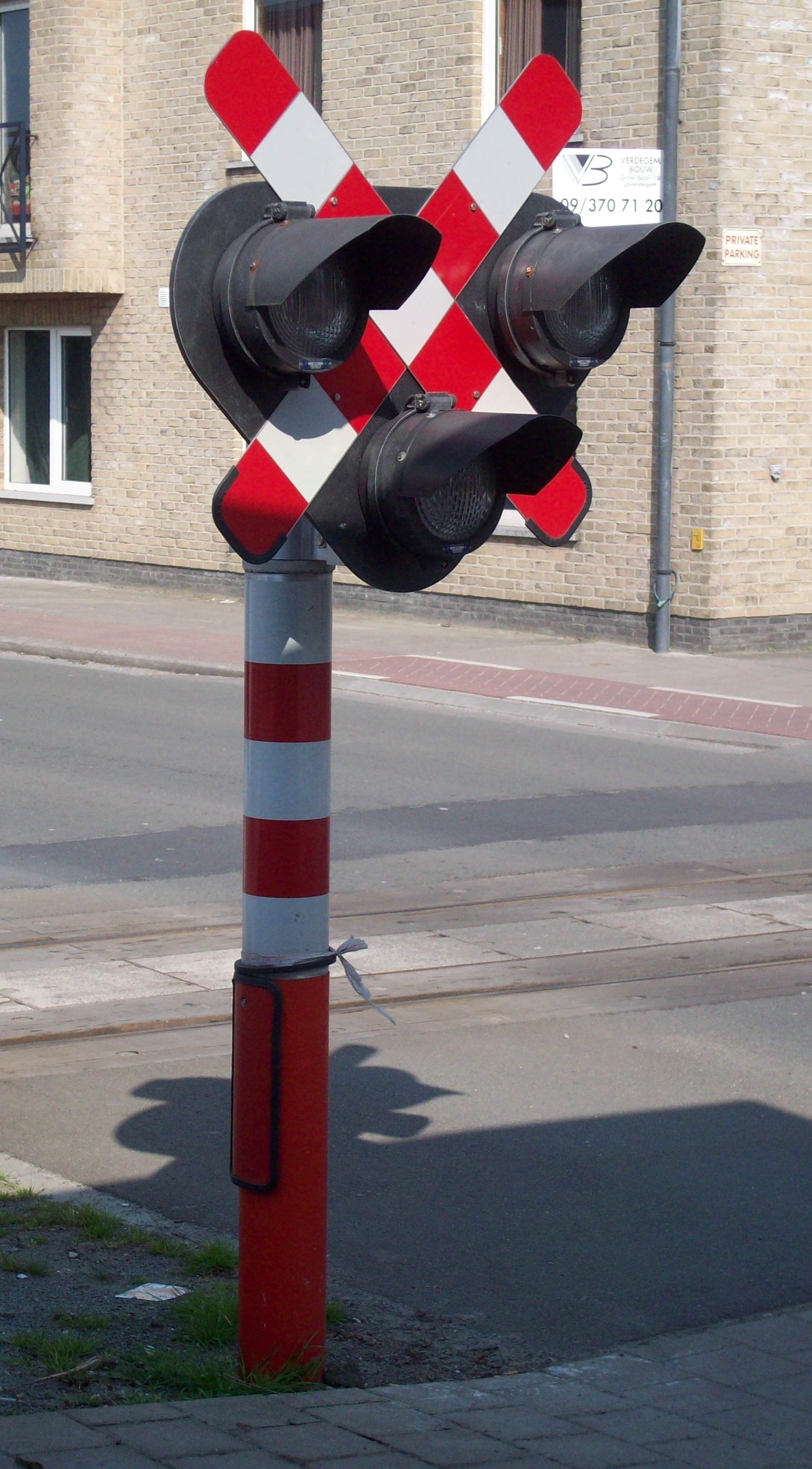 Level crossing - Wikiwand