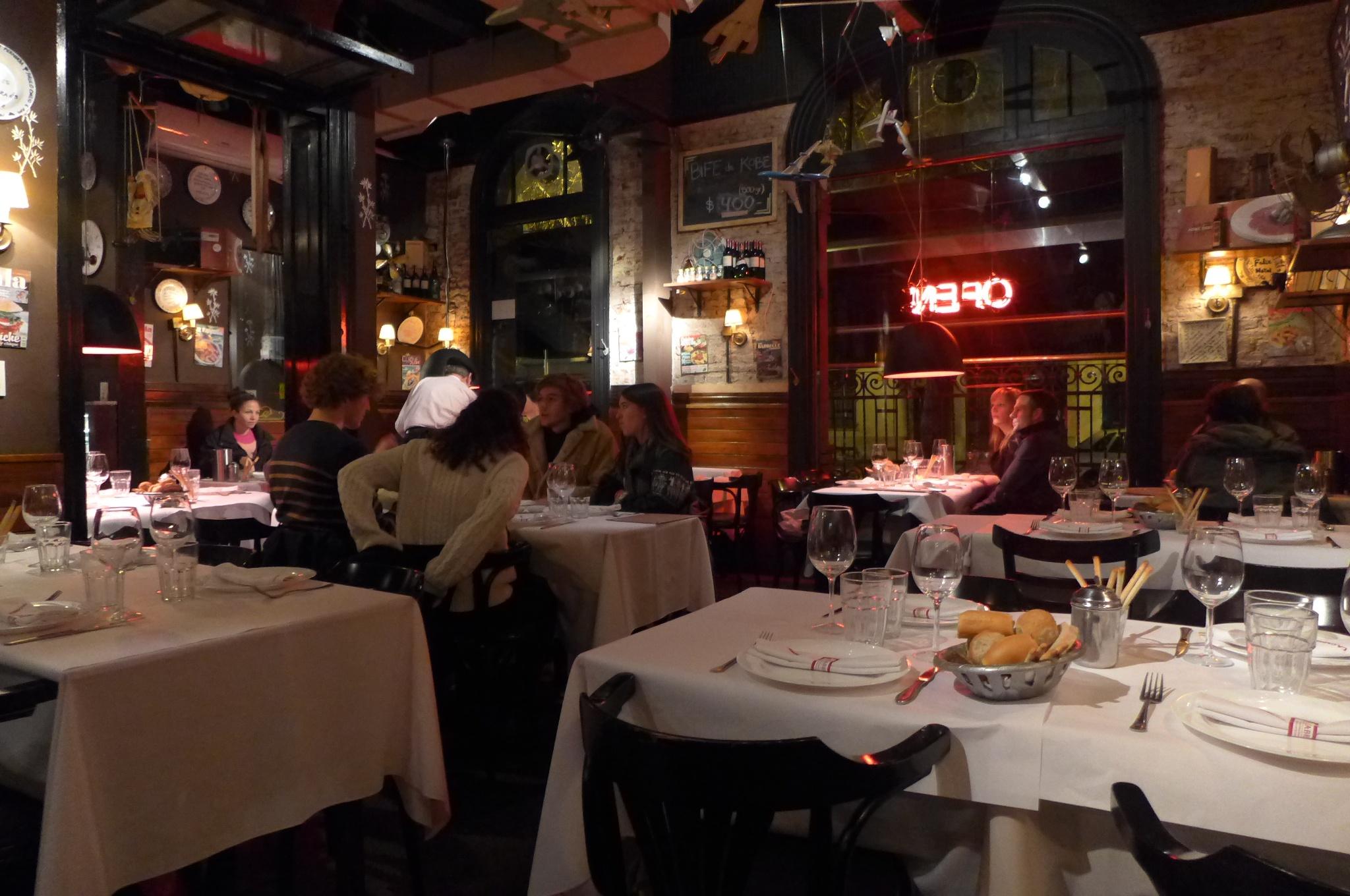 La Parrilla Restaurant Boston Ma