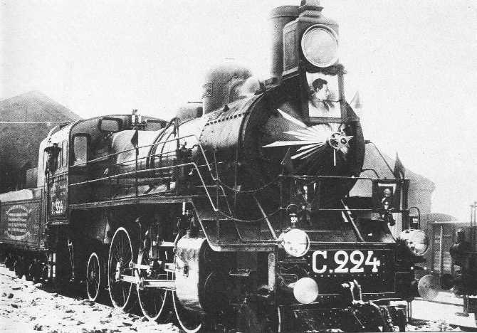 Николаевский экспресс (модель поезда в масштабе 1:32) - ДеАгостини - тест
