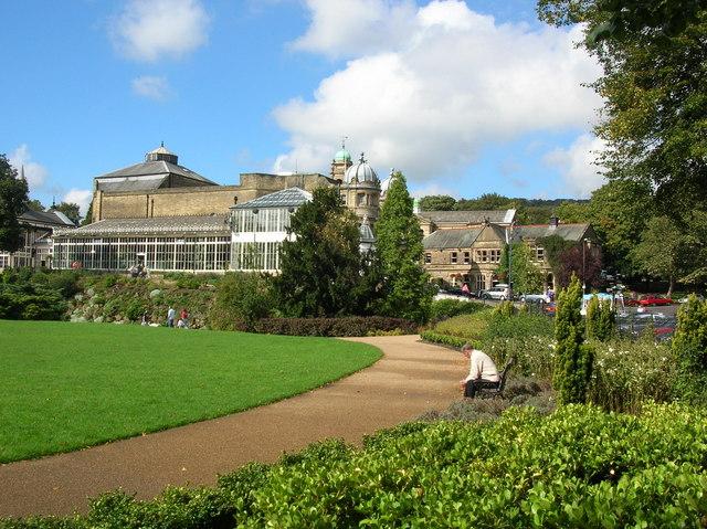 Pavilion Gardens - Buxton - geograph.org.uk - 248281