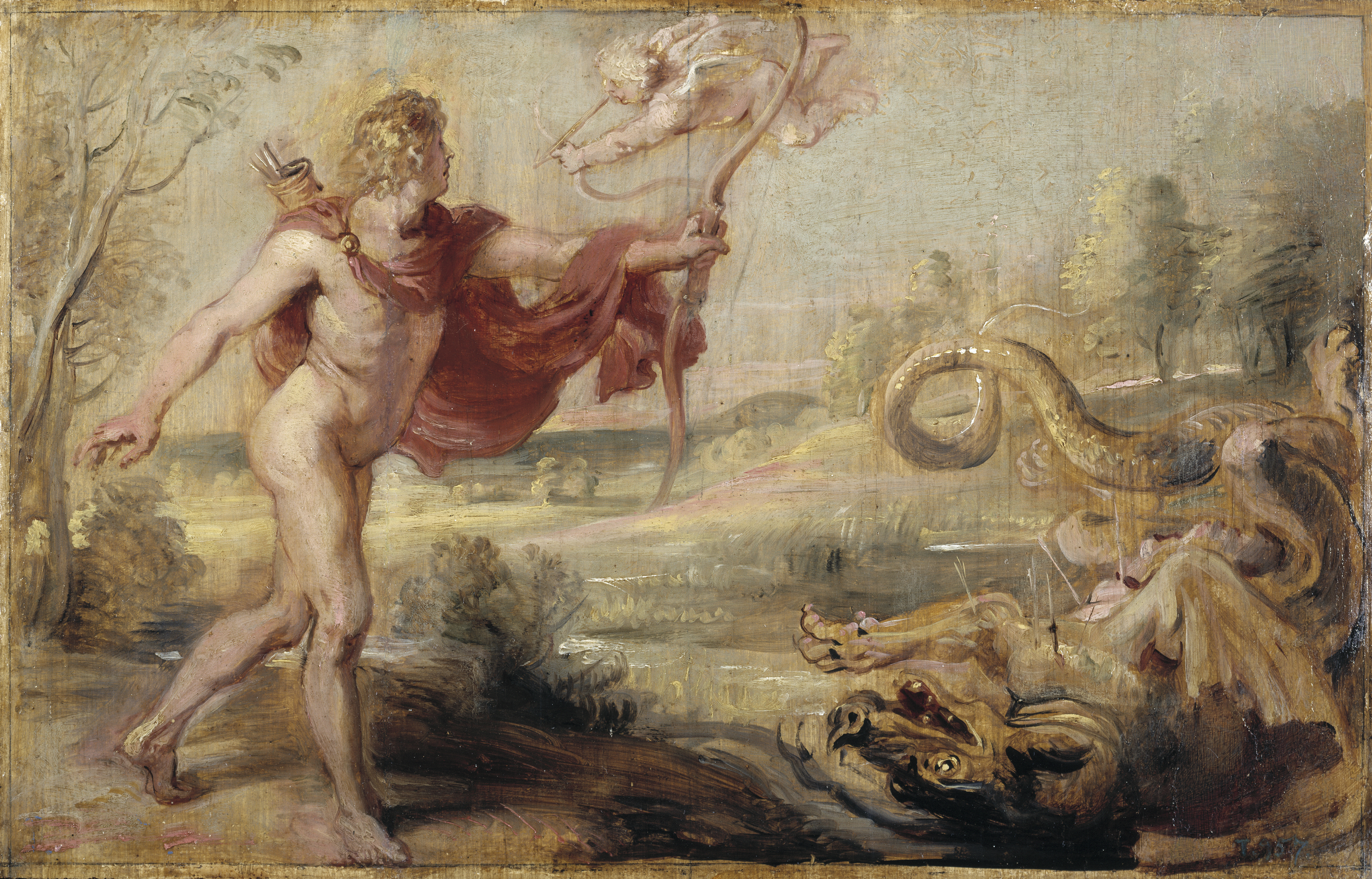 File:Peter Paul Rubens - Apollo and the Python, 1636-1637.jpg
