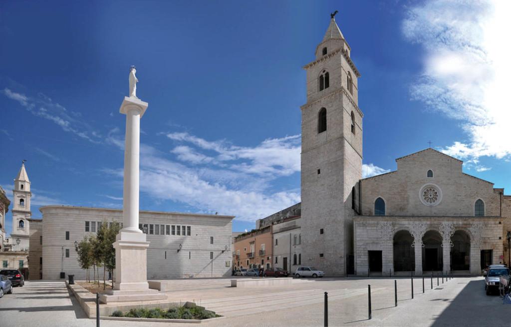 Cattedrale di andria wikipedia for Foto della piccola casa