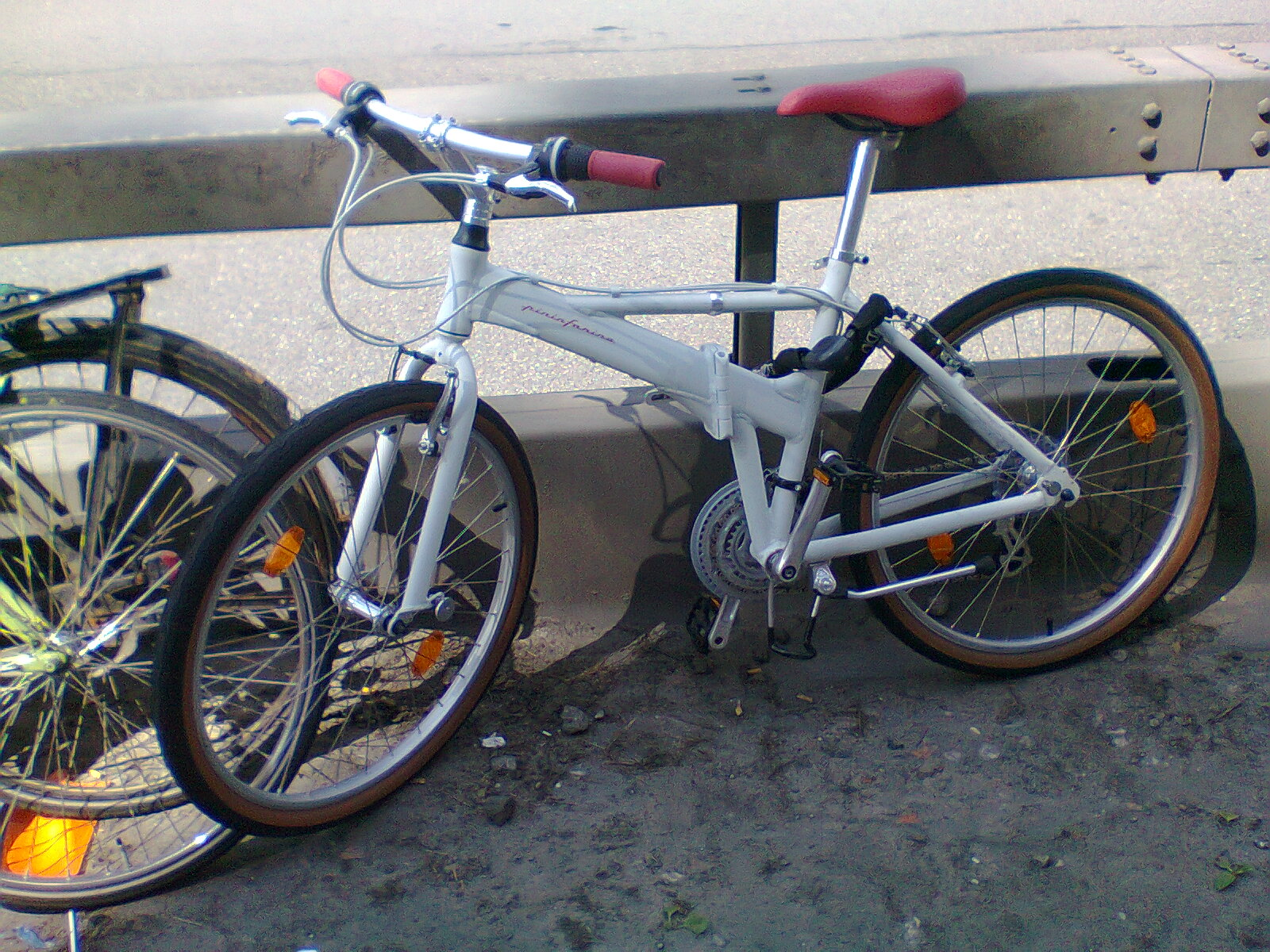 File Pininfarina Folding Bicycle Jpg Wikimedia Commons