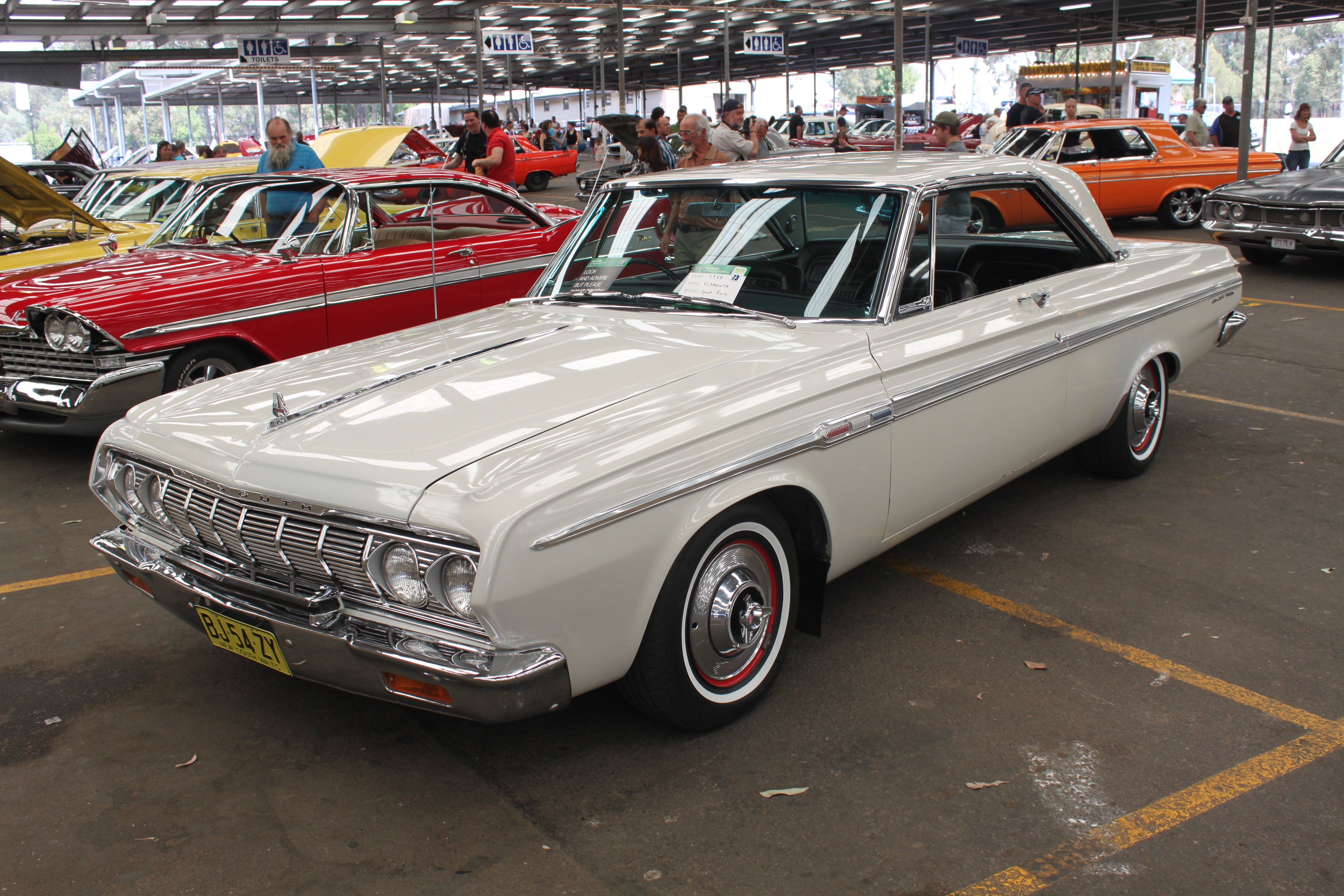 Plymouth Fury Wikiwand 1964 Sport Wiring Diagram