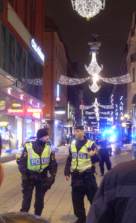Terrorangrebet i Stockholm 2010