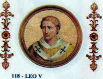 Pope Leo V