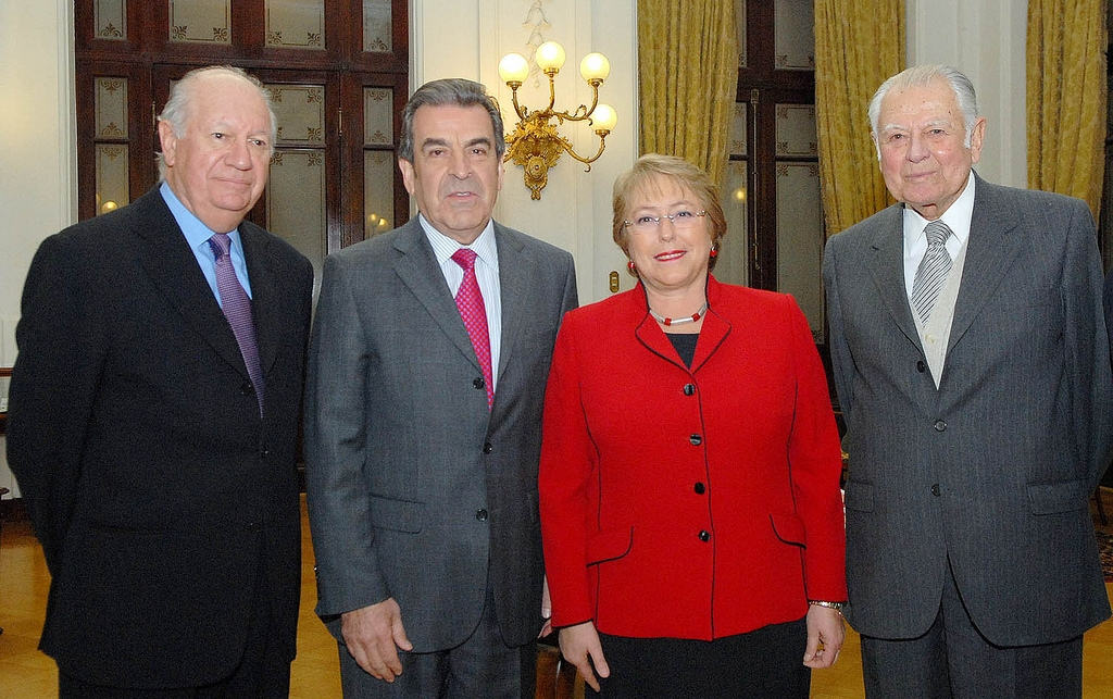 fotos de los presidentes de chile: