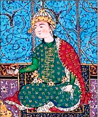 Prince Nauzar (The Shahnama of Shah Tahmasp).png