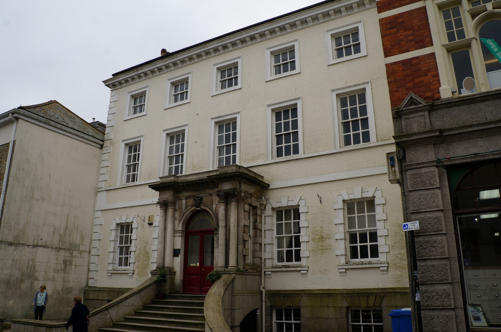 File:Princes House, Truro Geograph 4430632 By Ian S.