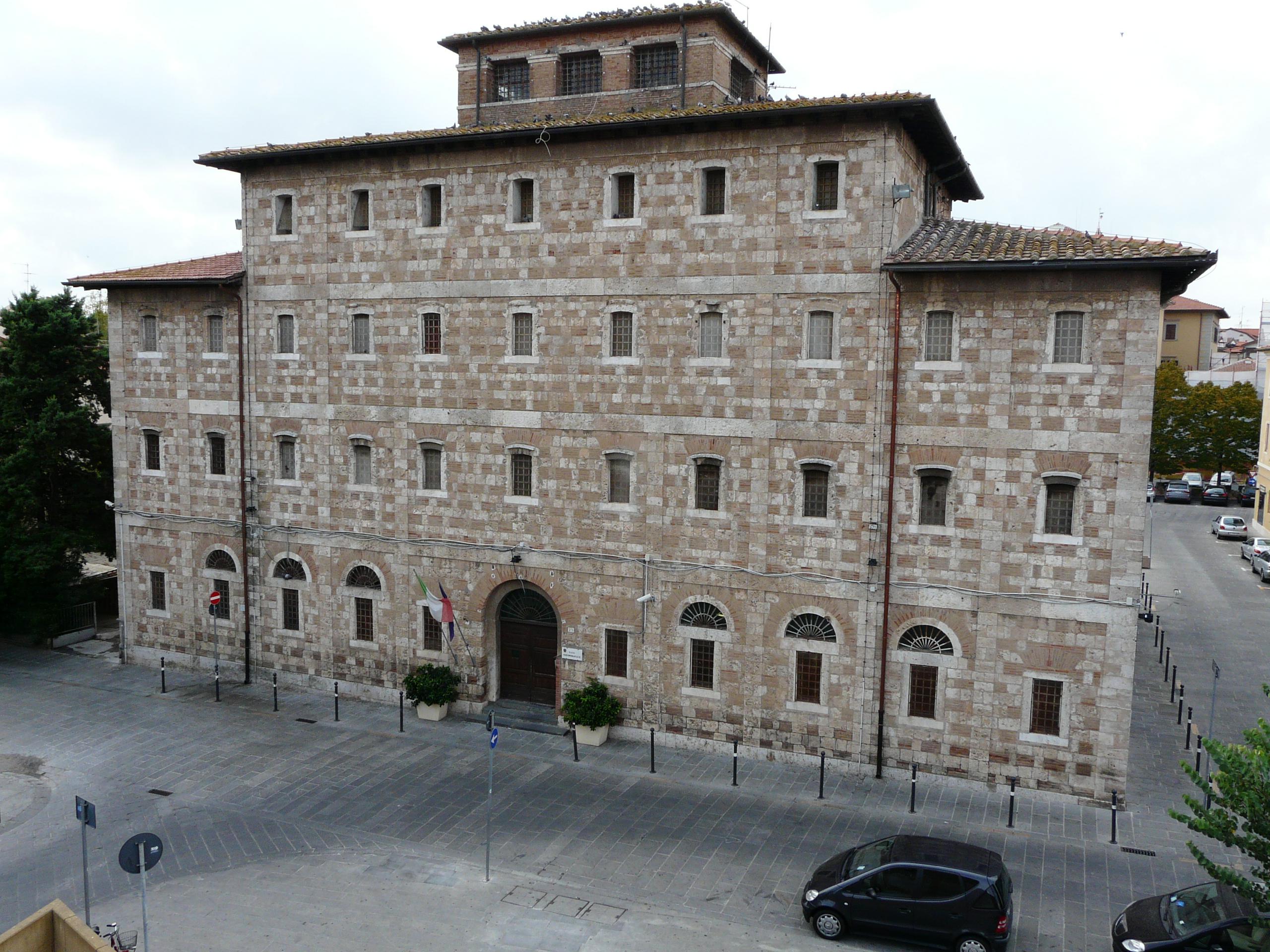 File prison of grosseto jpg wikipedia - Dimensione casa grosseto ...