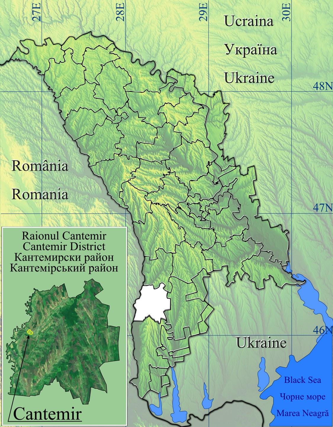 Cantemir Moldova Wikipedia