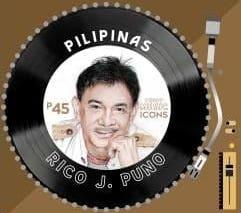 Rico J. Puno Filipino singer