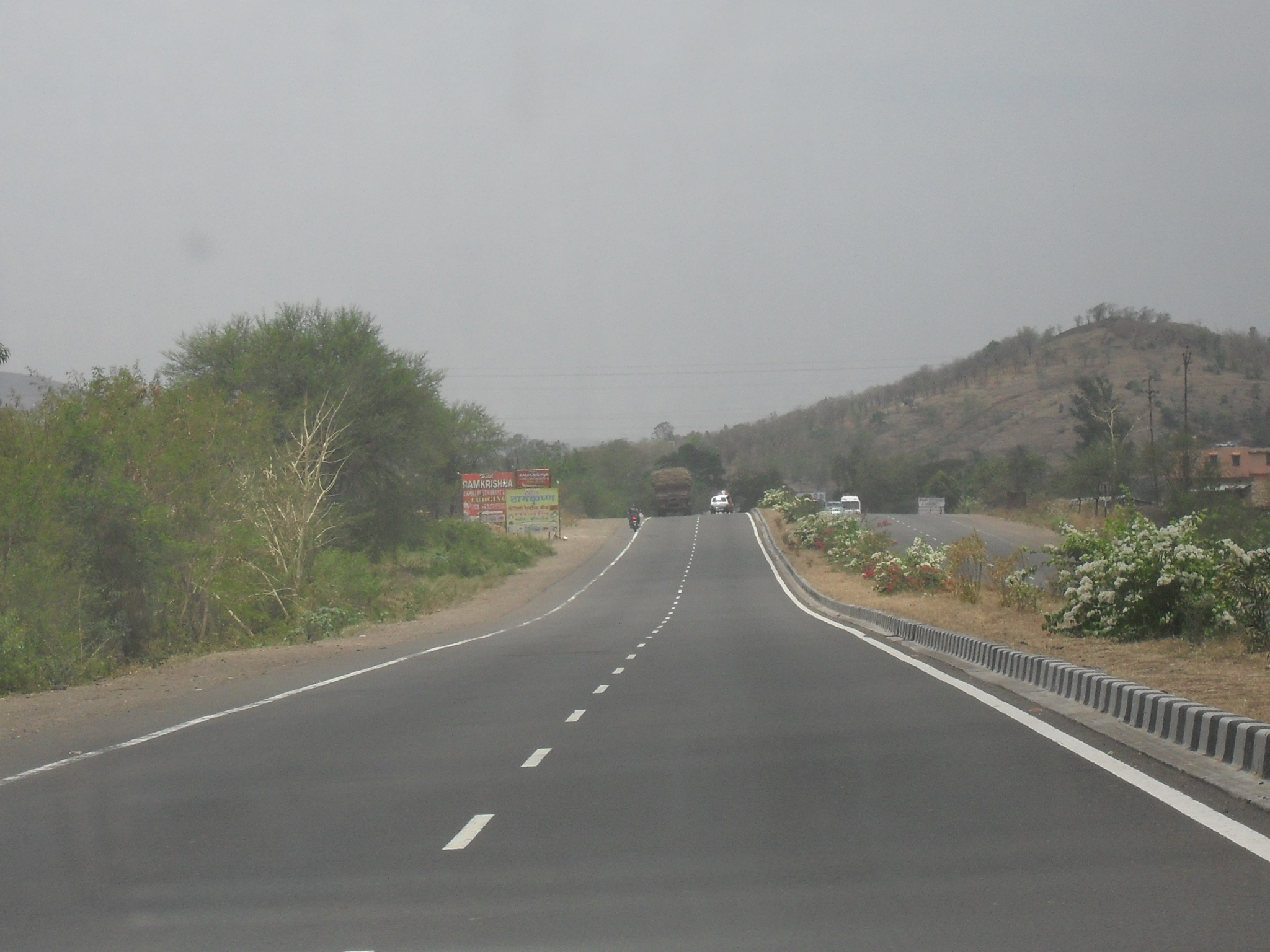 FileRoad Network Highway NH 4 India