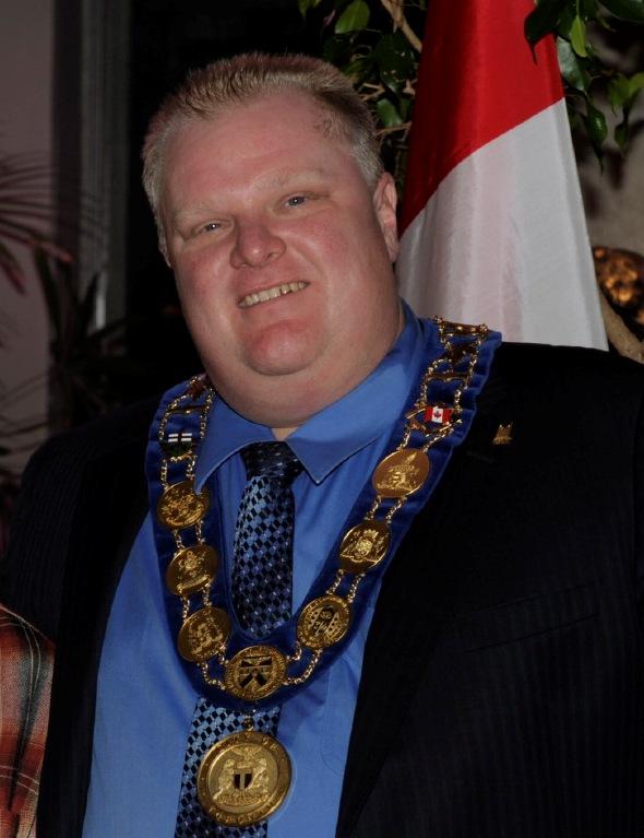 Rob Ford Wikipedia