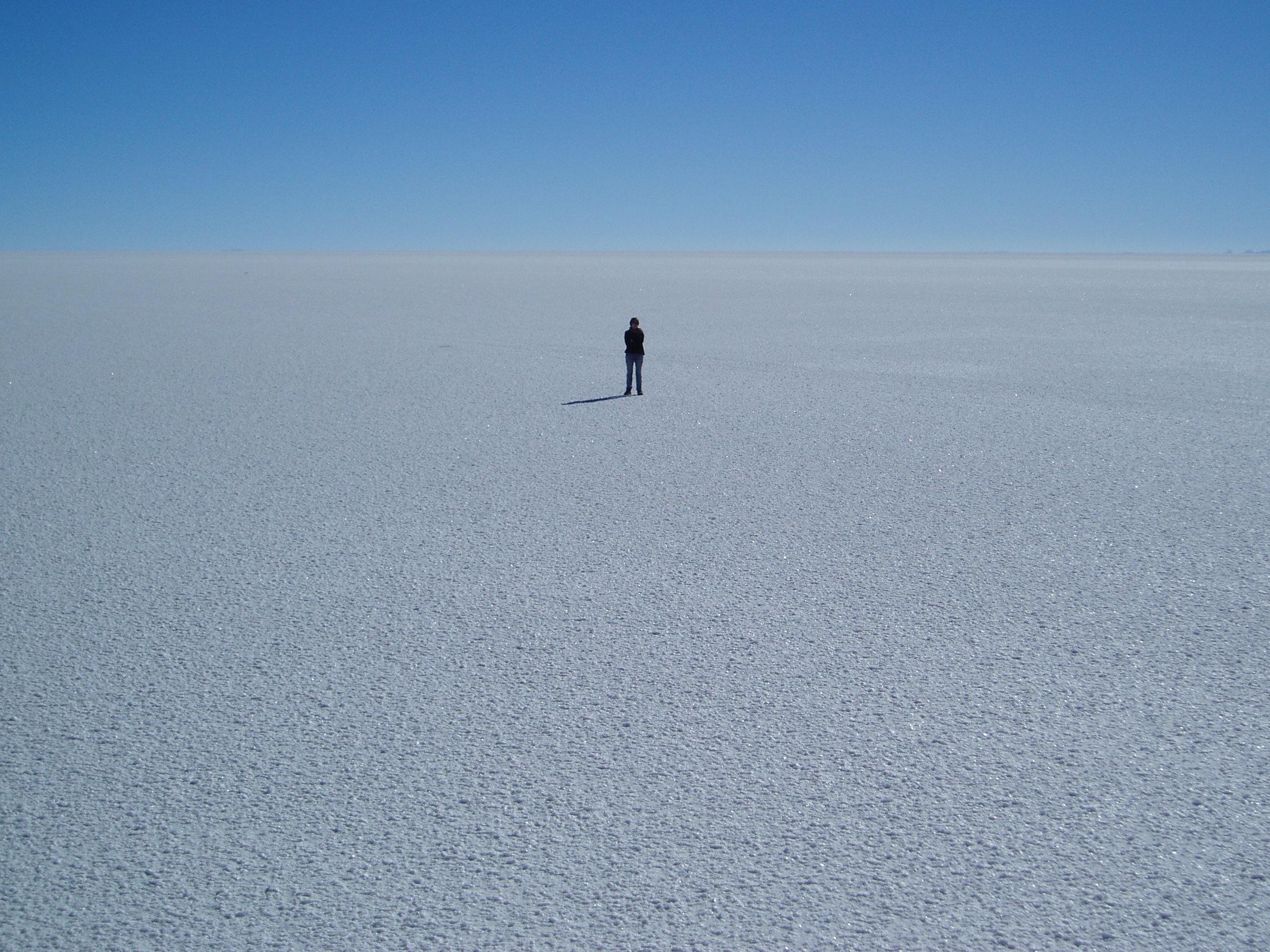 I can show you the world!!!!! Salar_Uyuni_Bolivie