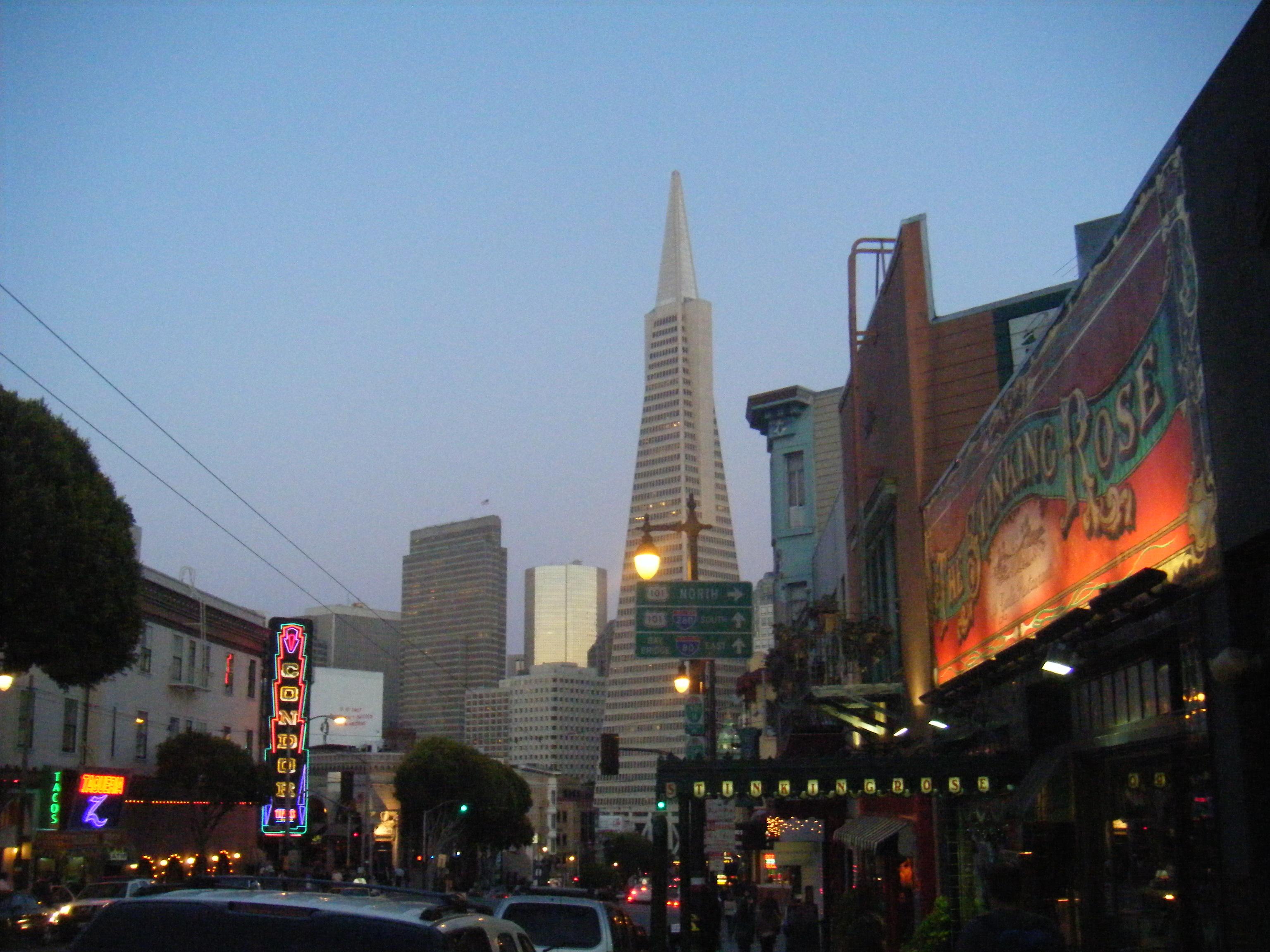FileSan Francisco Skyline from City Lights Bookstore