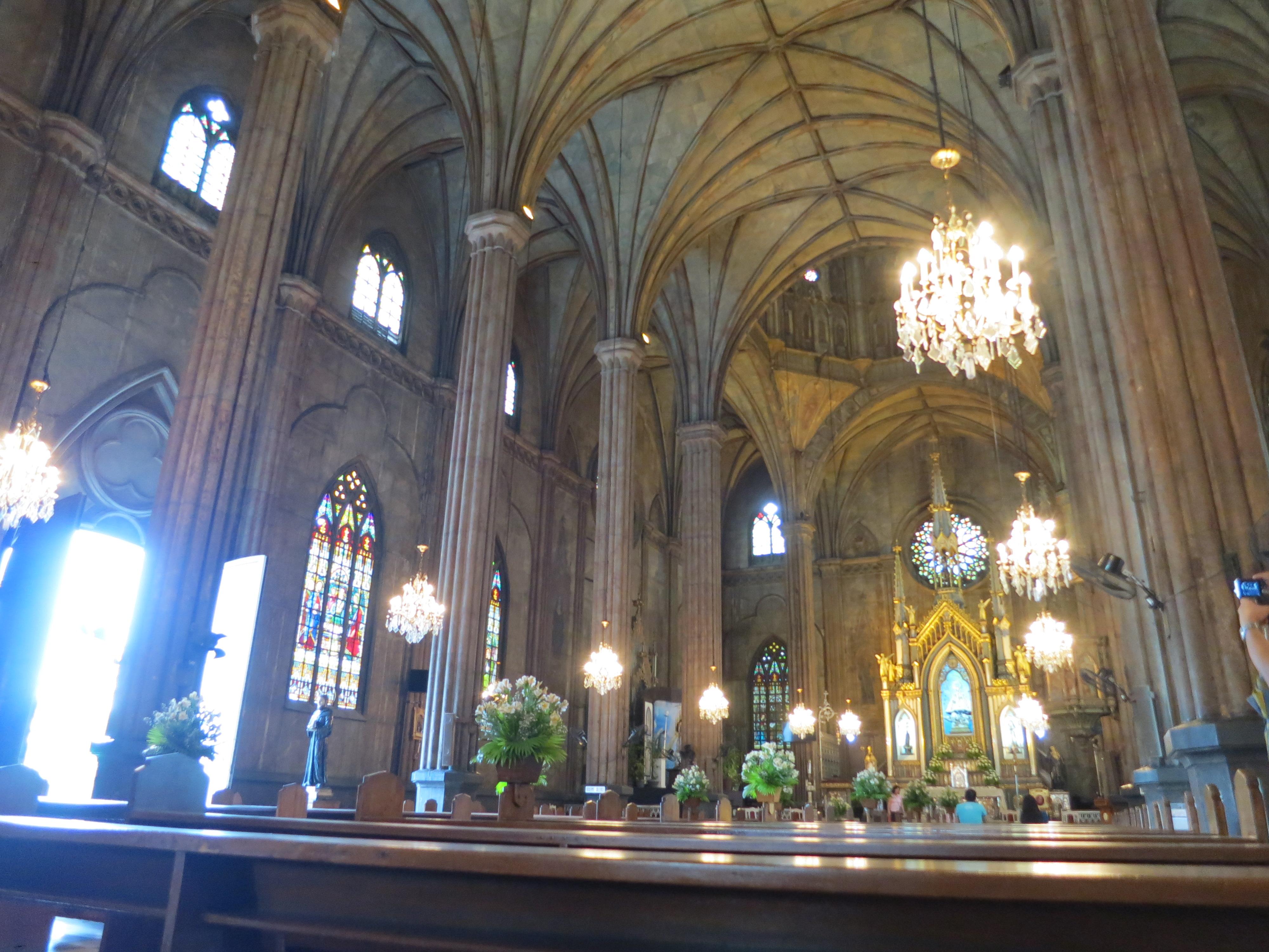 Que ver, hacer y visitar en Catedral de San Sebastián.