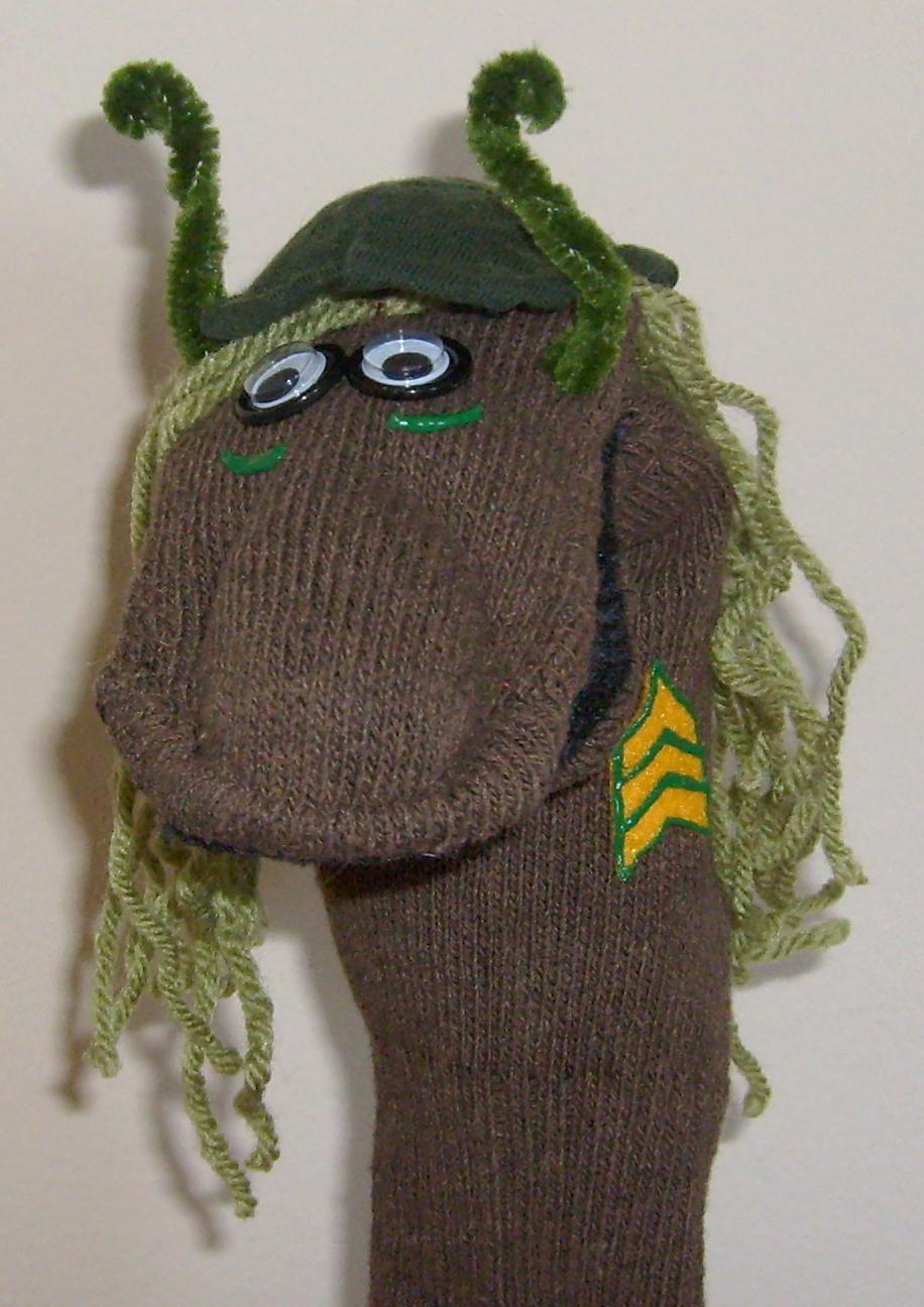A course in troll sockpuppets/Sgt. Troll - Wikiversity