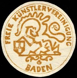File:Siegelmarke Freie Künstlervereinigung Baden W0228025.jpg