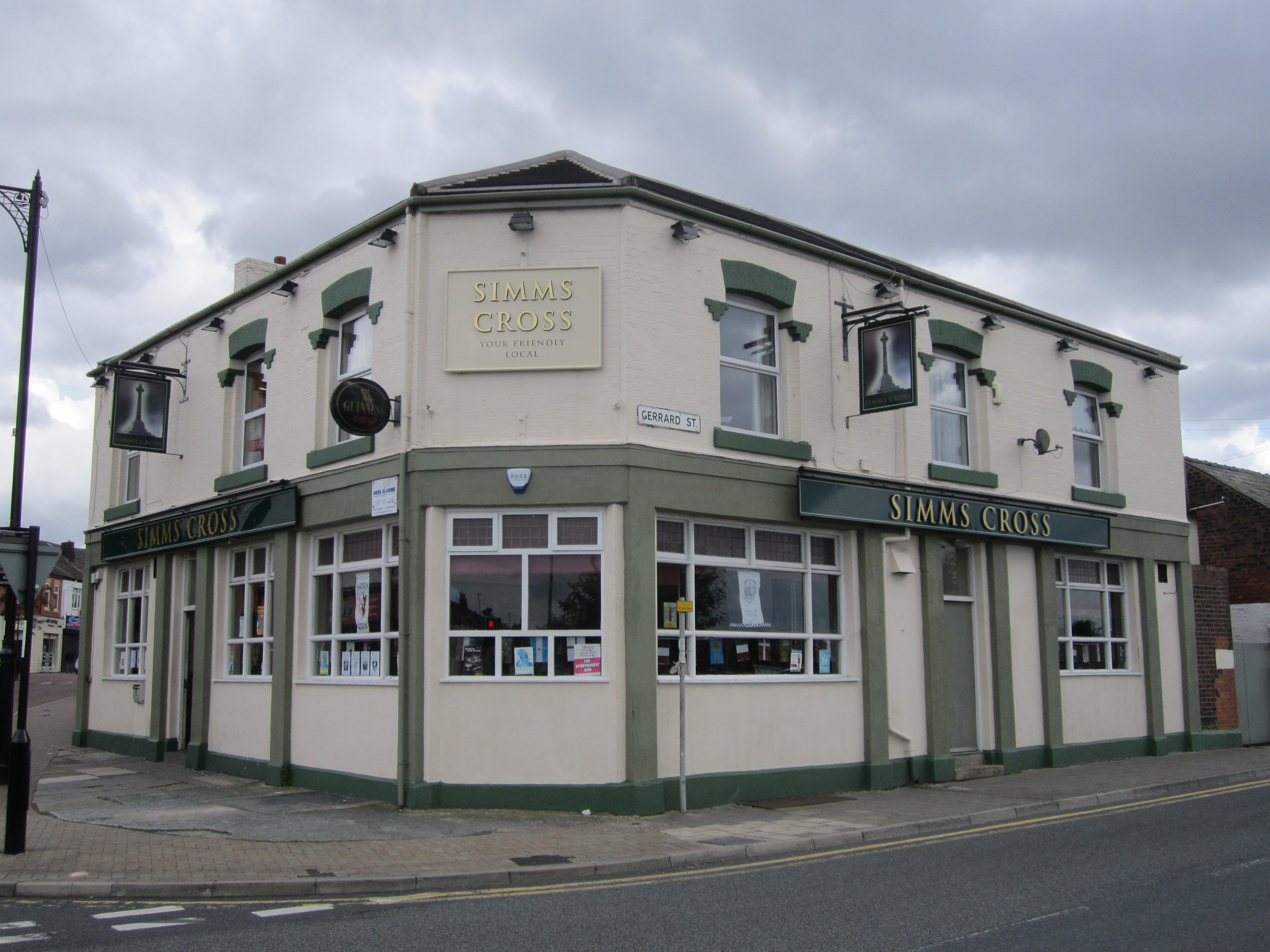 Pubs In Widnes For Food