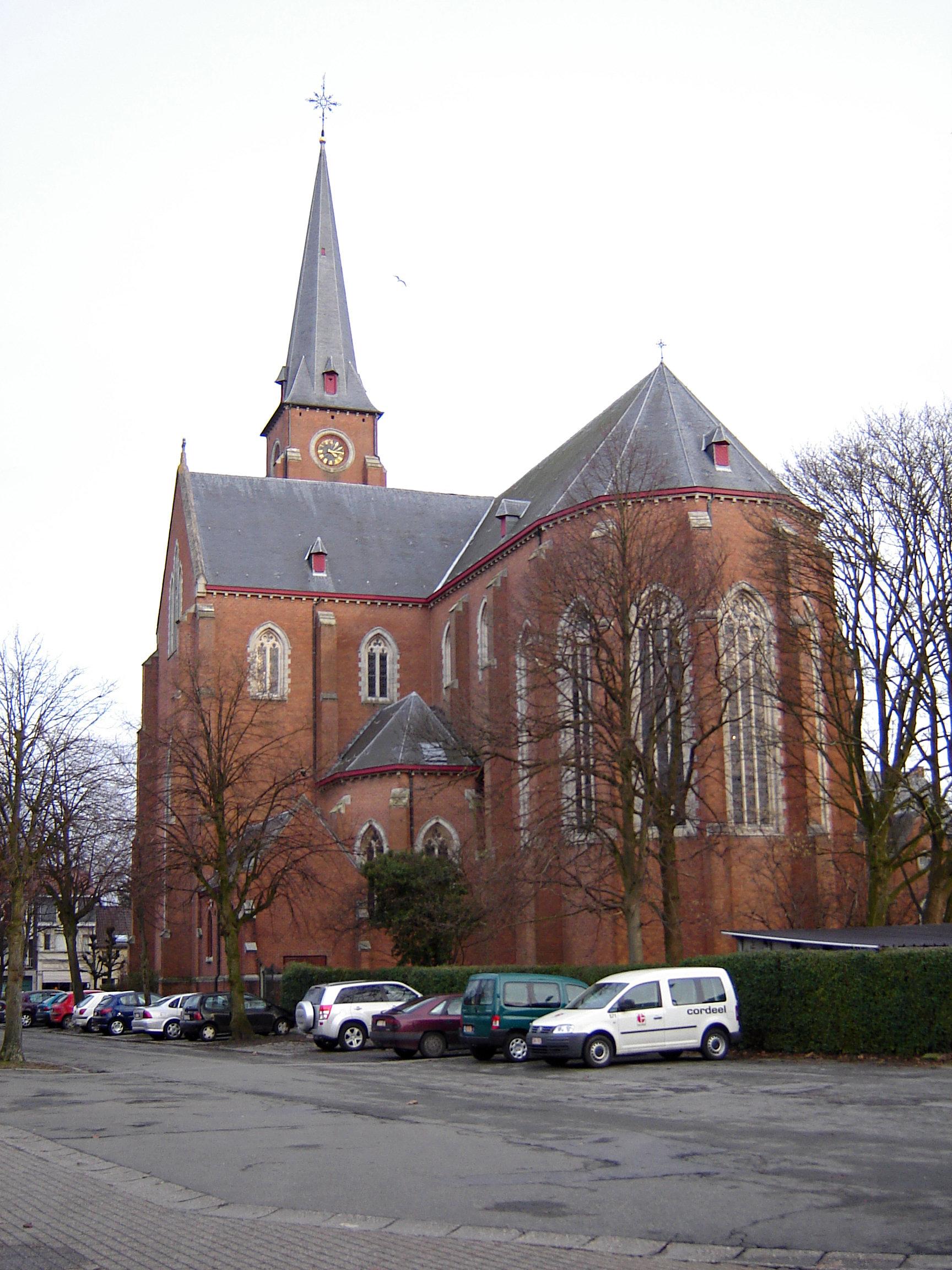 Bestand Sint Niklaas Sint Jozefskerk 1 jpg Wikipedia