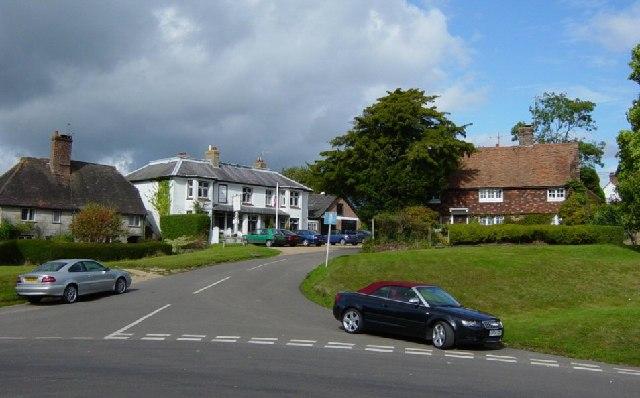 Slaugham Village - geograph.org.uk - 60105
