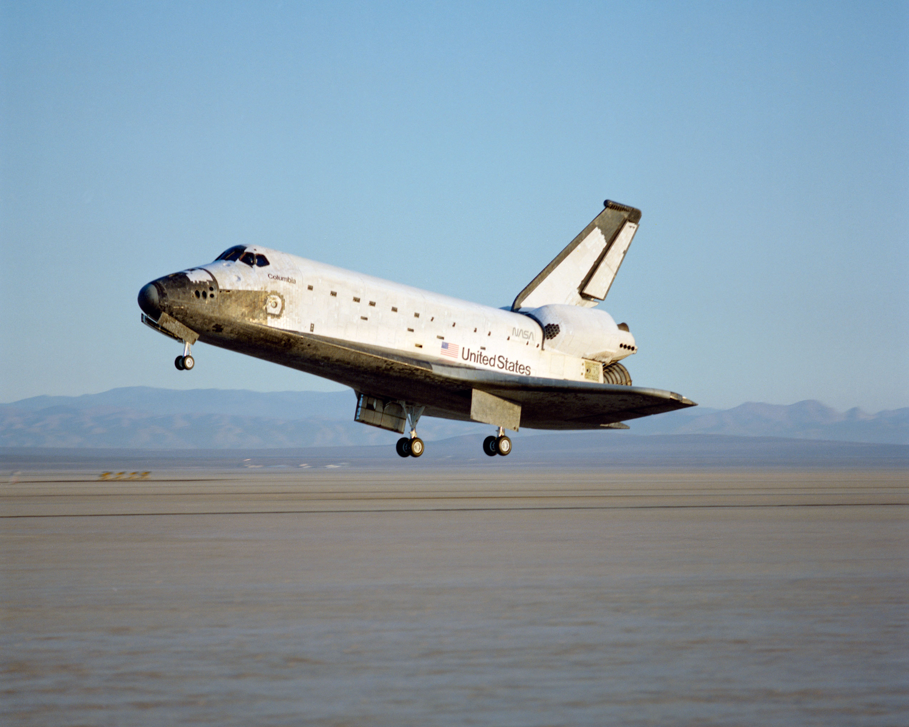 space shuttle to columbia - photo #7