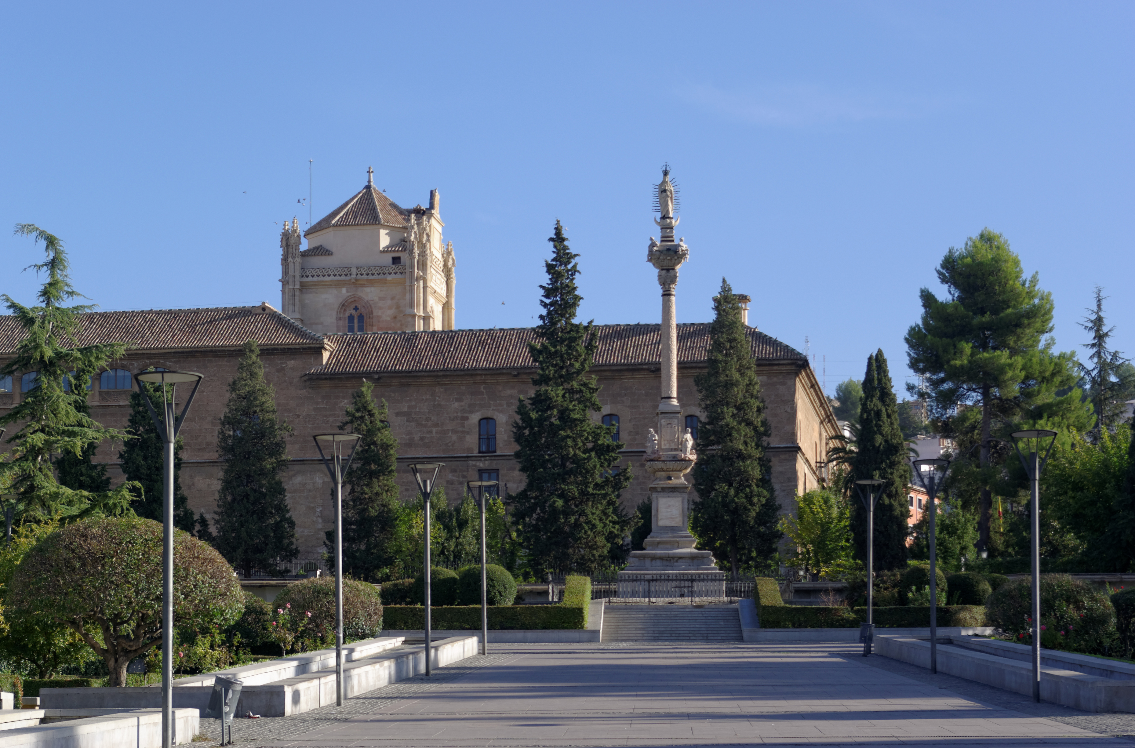 Depiction of Universidad de Granada