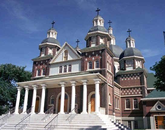 Український католицький катедральний собор св. Йосафата