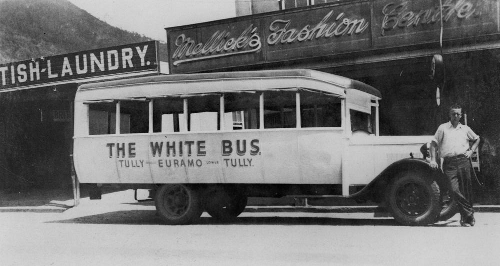 File statelibqld 2 388509 white bus tully for Black and white only