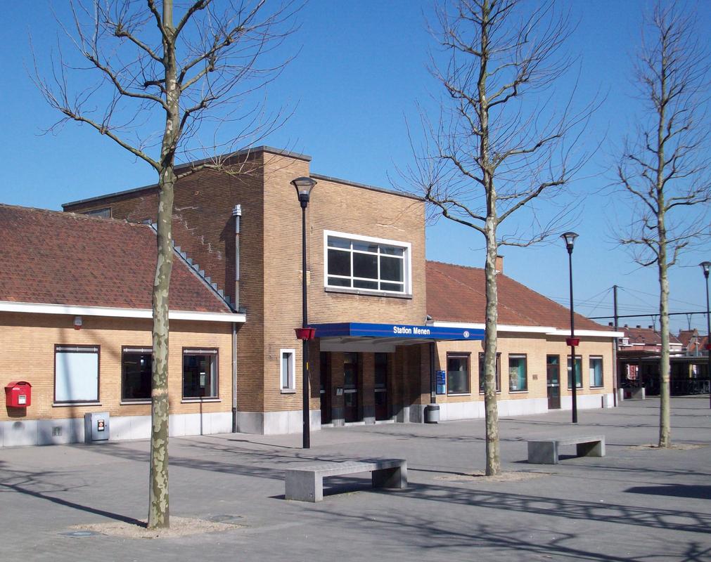 Menin Belgique Centre Ville