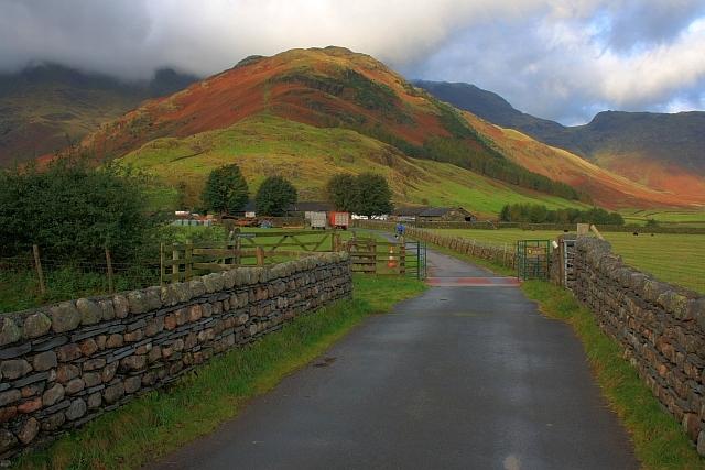 Stool End Farm - geograph.org.uk - 1004400