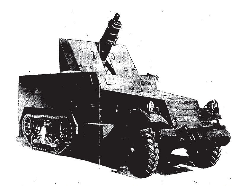 T30 Howitzer Motor Carriage Wikipedia