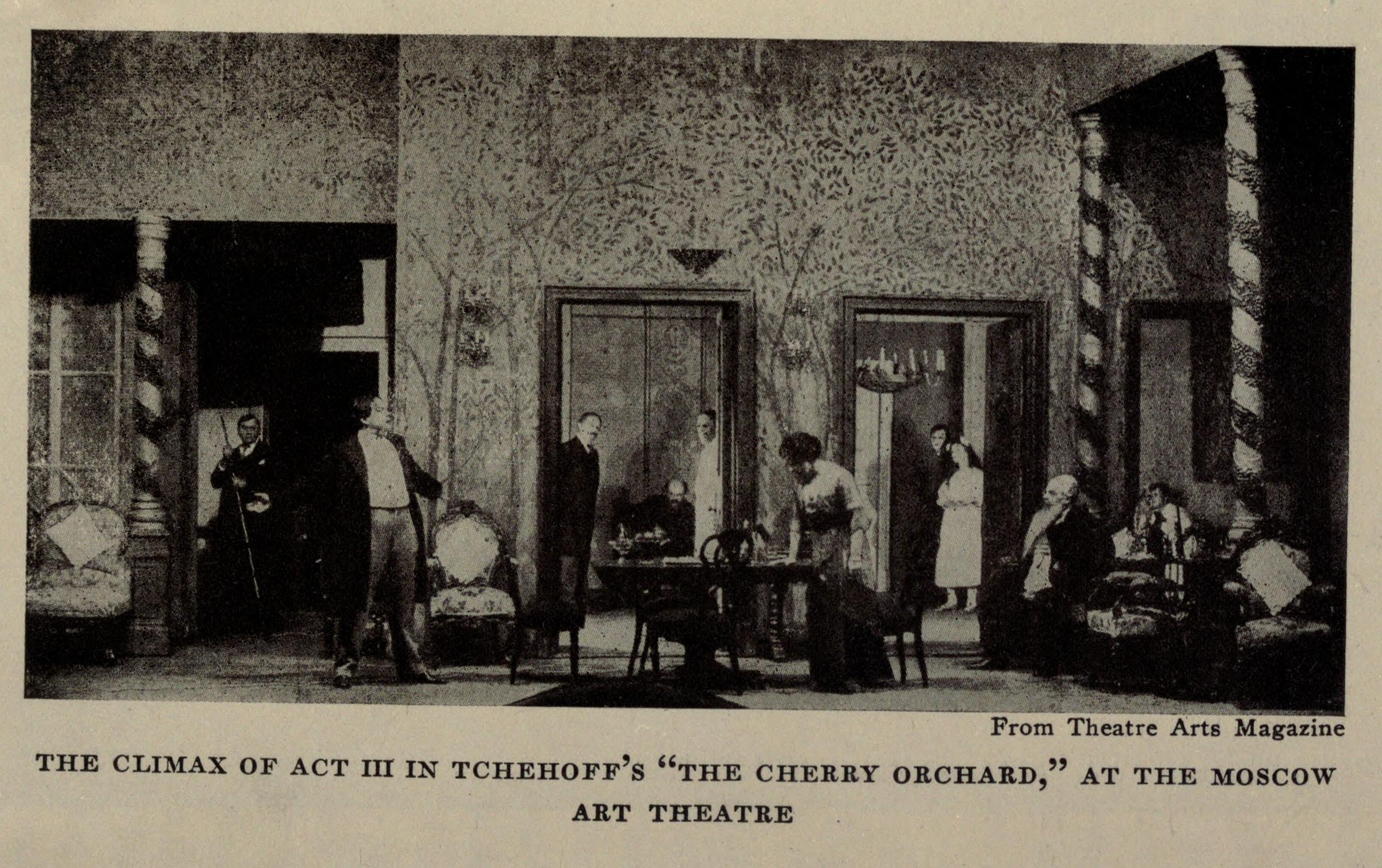 the cherry orchard naturalism Romanticism scenic innovations would become an important aspect of realism and naturalism vanya (1899) the three sisters (1901) the cherry orchard.