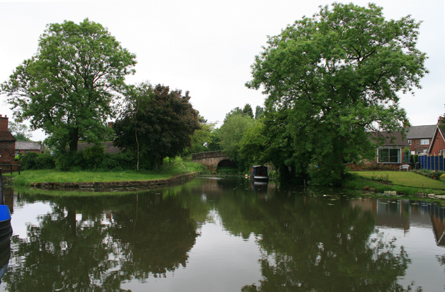 The Derby Canal - geograph.org.uk - 836997