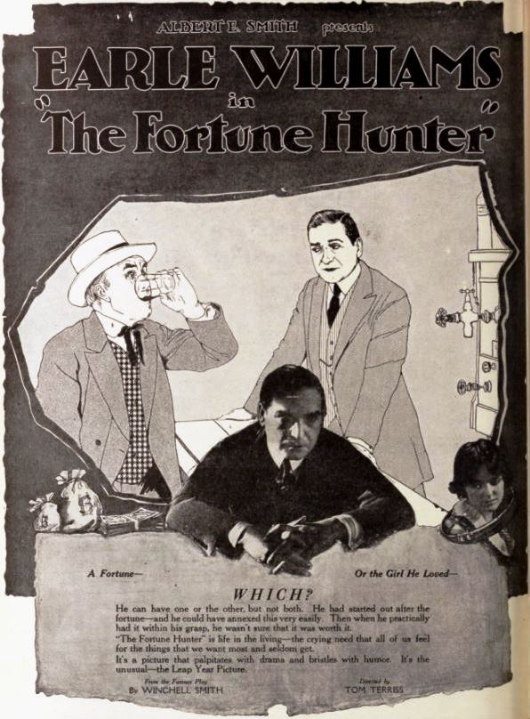 The Fortune Hunter (1927 film)