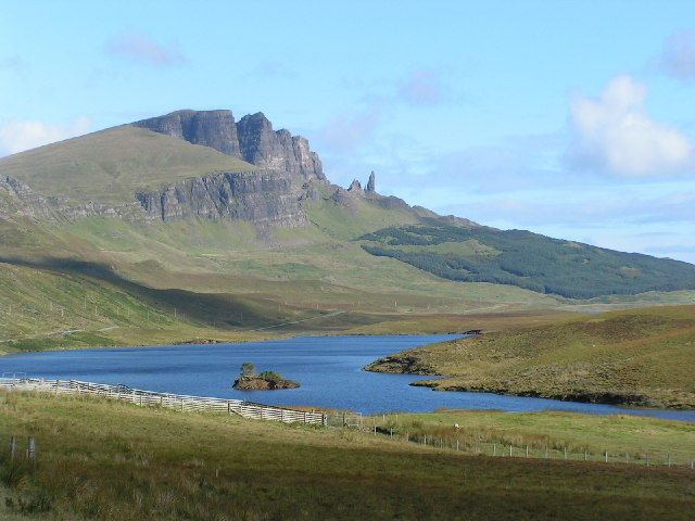 The Storr and the Old Man of Storr - geograph.org.uk - 107729