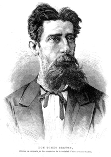 Bretón, Tomás (1850-1923)