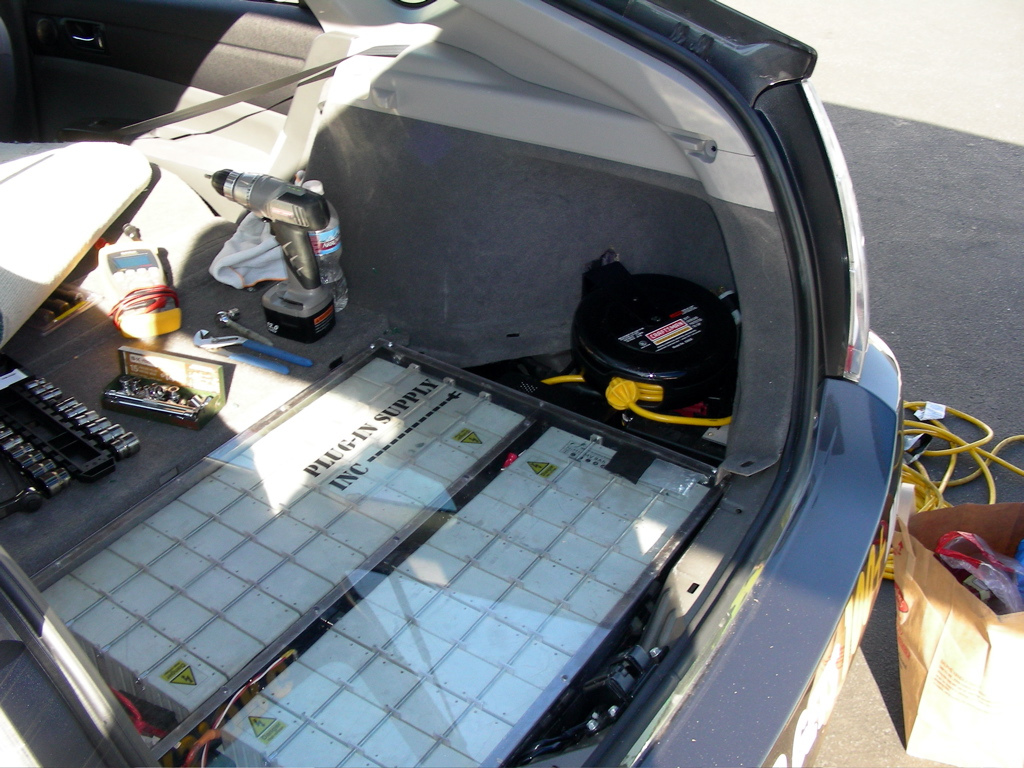 Prius Battery Pack Location Hybrid Vehicle Battery