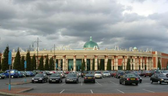 Trafford Centre April 2005
