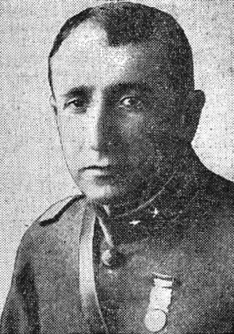 Jorge Ubico, the dictator of Guatemala from 1931 to 1944. He passed laws allowing landowners to use lethal force to defend their property Ubico Castaneda, Jorge.jpg