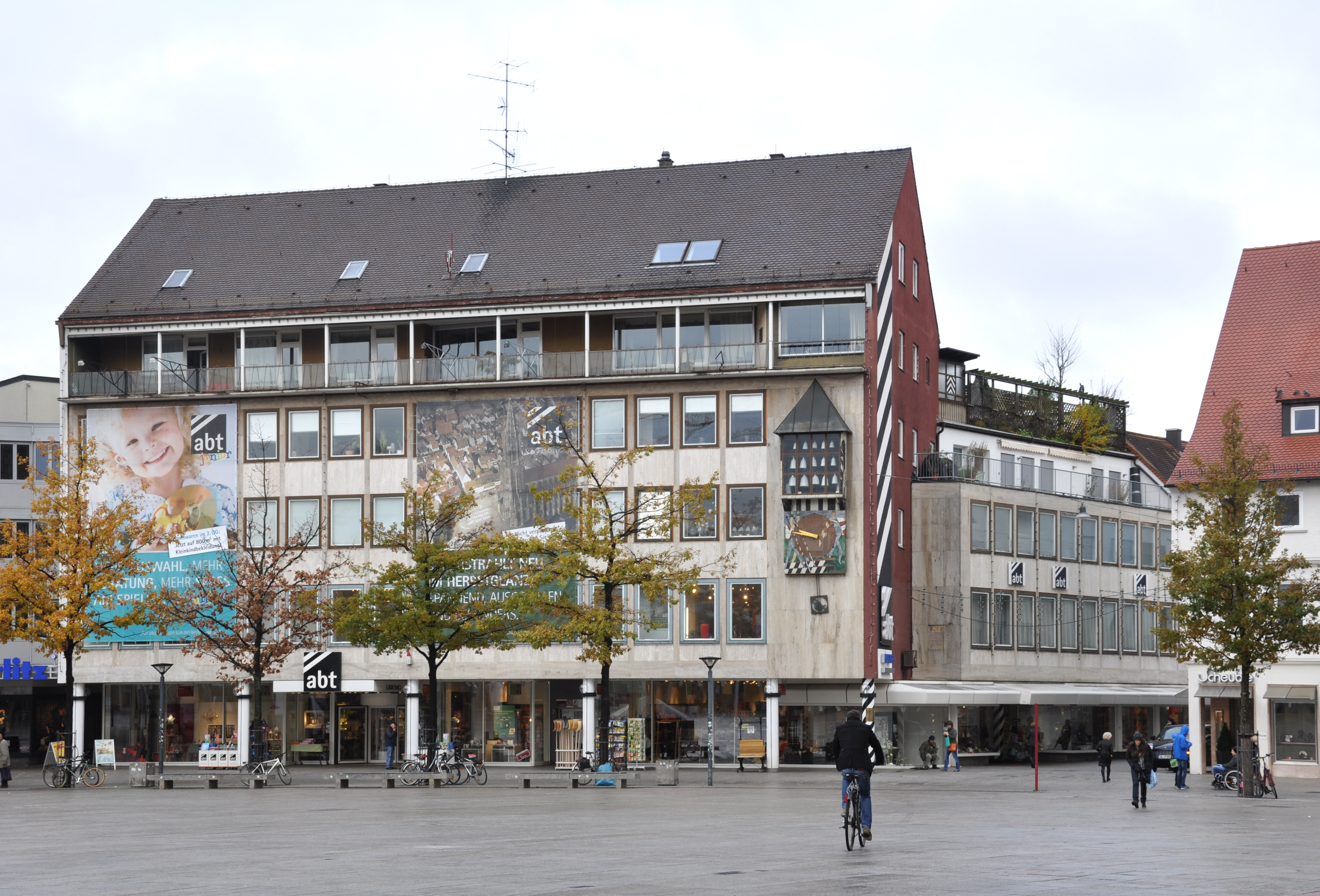 FileUlm Mnsterplatz Abtjpg Wikimedia Commons