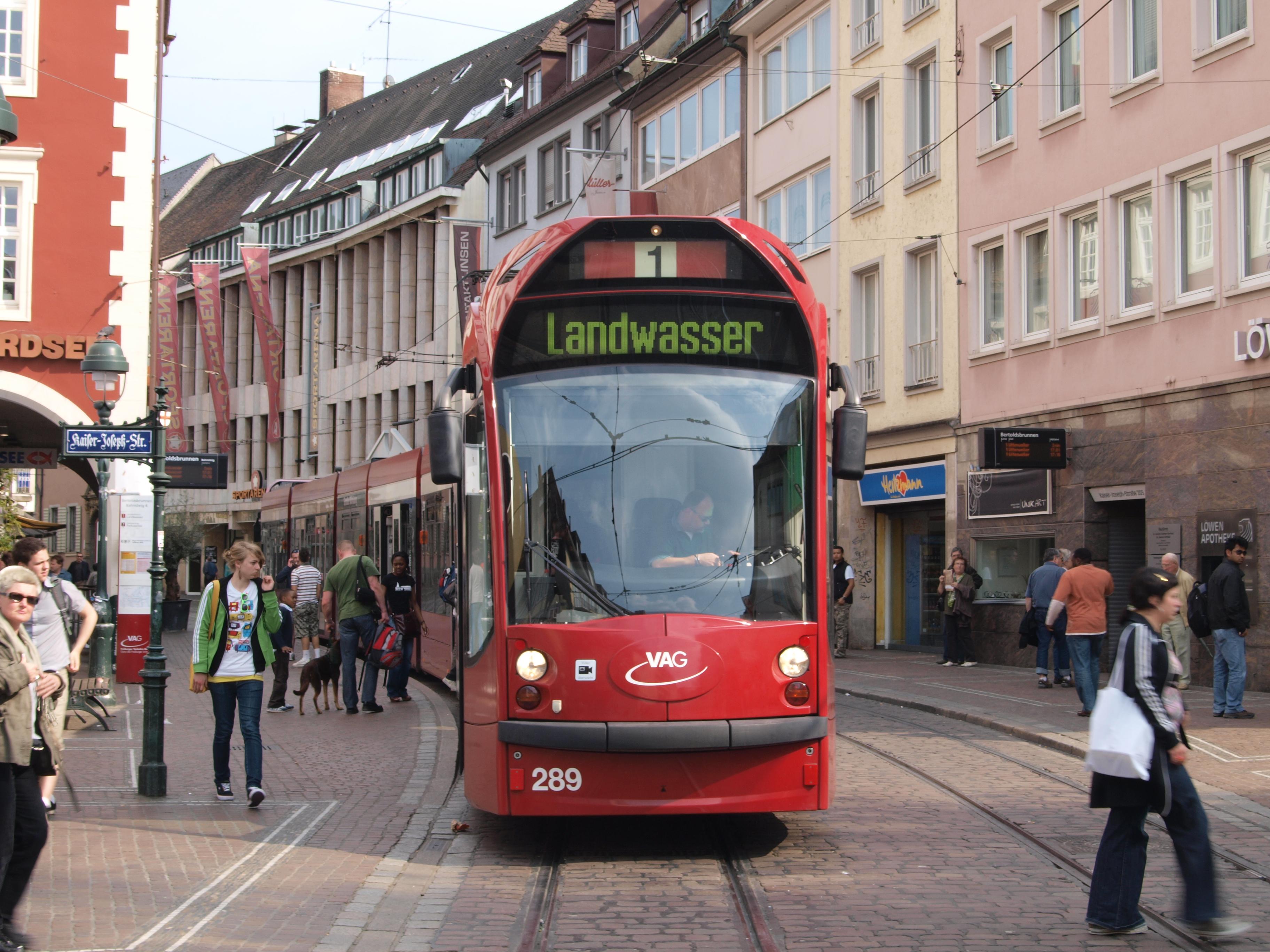 Freiburg Metro
