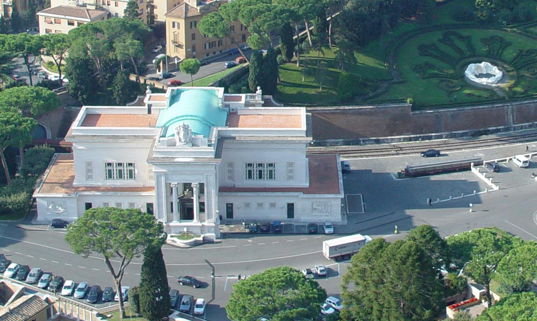 Stacja kolejowa Watykan