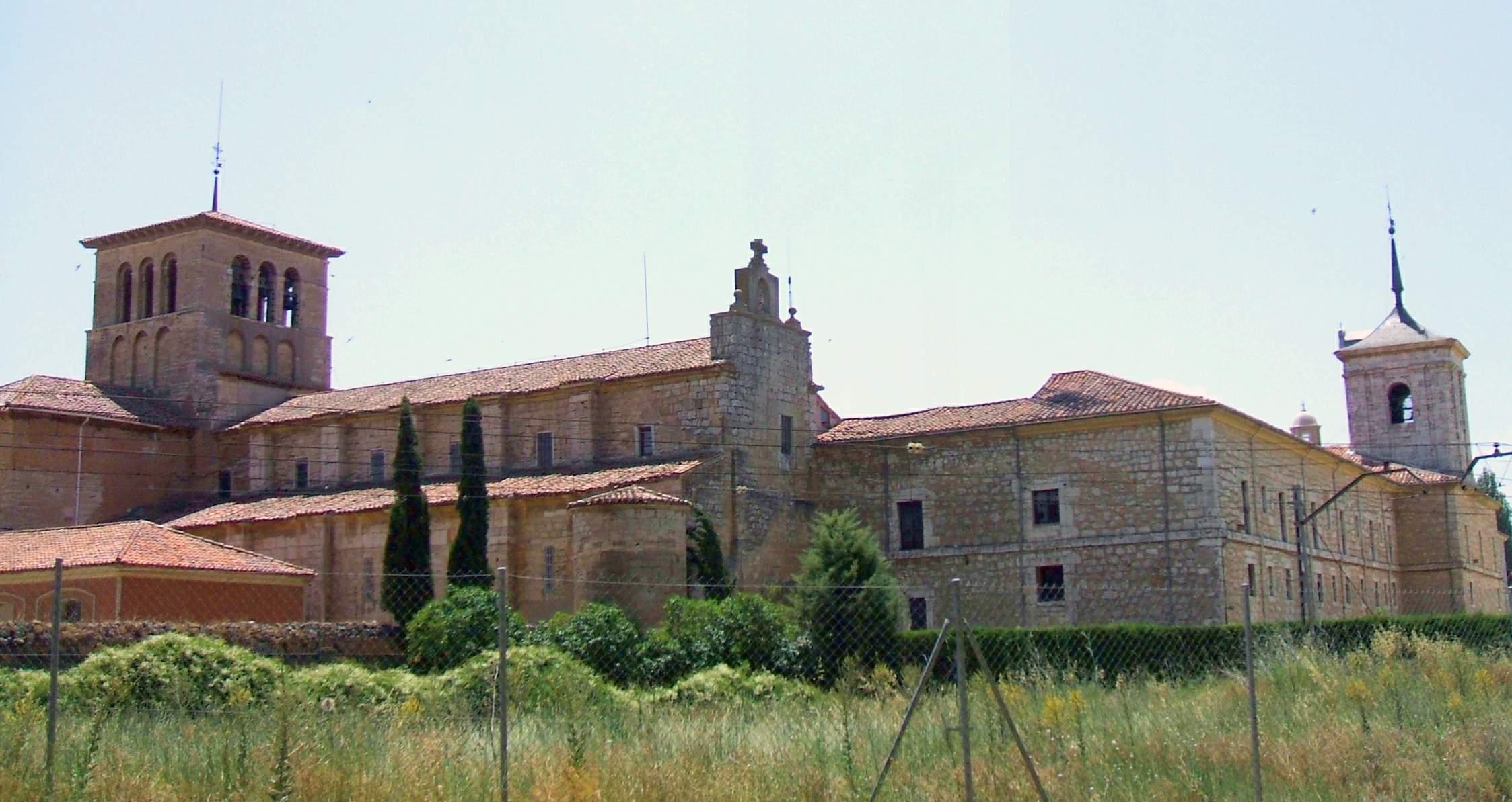 Archivo Venta De Banos Monasterio De San Isidro De Duenas La