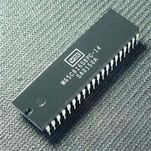 WDC 65816/65802 16-bit microprocessor