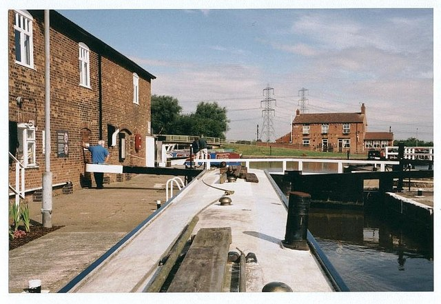 West Stockwith Lock - geograph.org.uk - 500226