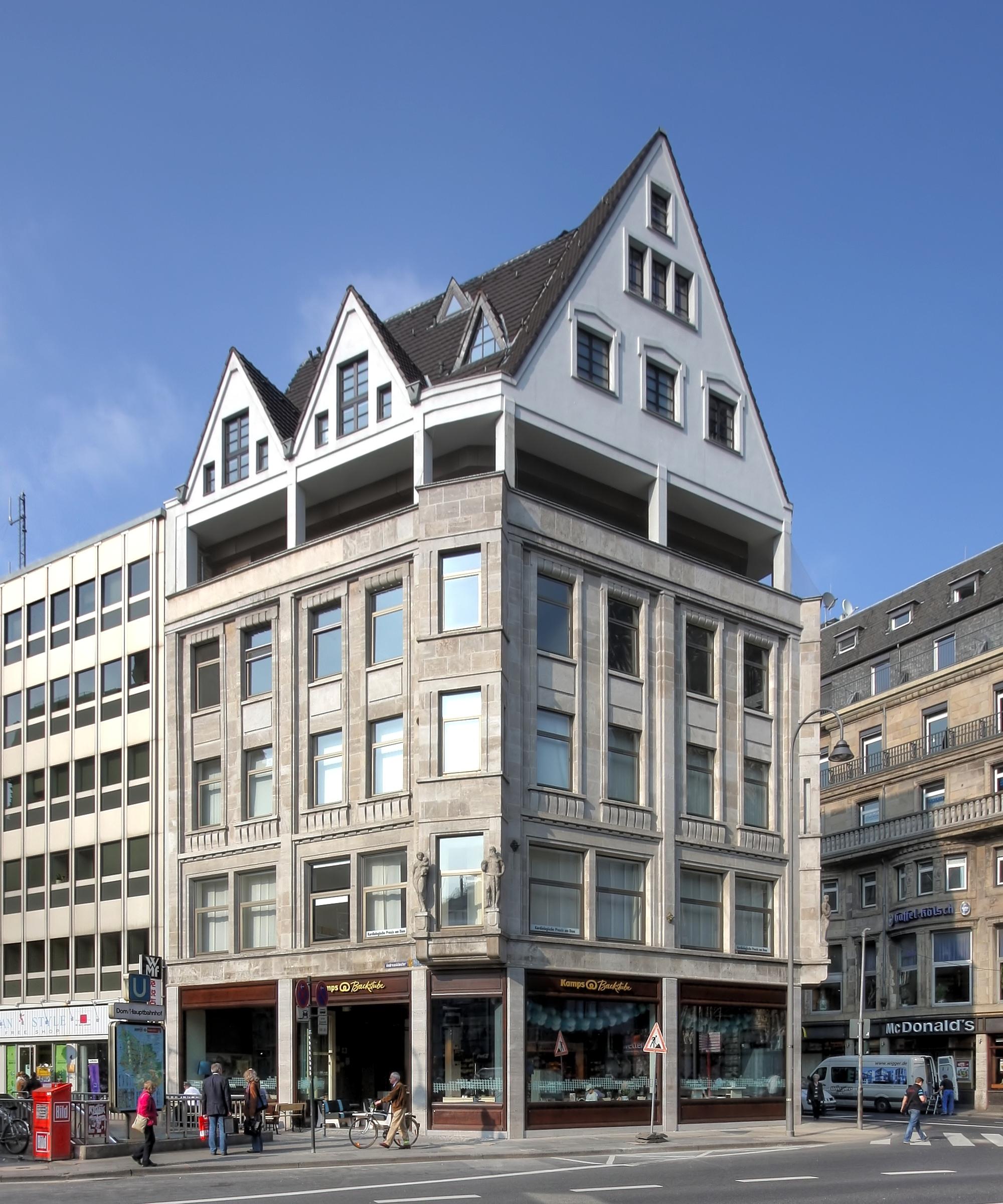 File:Wohn- und Geschäftshaus Marzellenstraße 1 Köln (2633-35).jpg